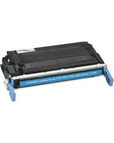 HP Compatible HC 9721A/641A Laser Toner Cartridge - Cyan