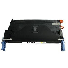 HP Compatible HC 9722A641A Laser Toner Cartridge - Yellow