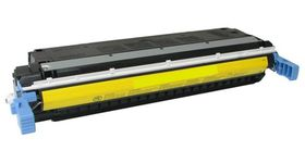 HP Compatible C9732A/645A Laser Toner Cartridge - Yellow