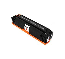 HP Compatible CB540/125A Laser Toner Cartridge - Black