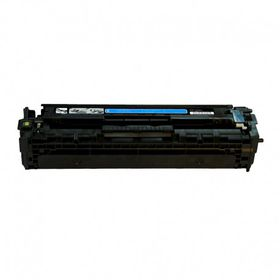 HP Compatible CB541/125A Laser Toner Cartridge - Cyan