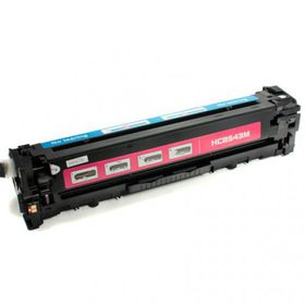 HP Compatible CB543/125A Laser Toner Cartridge - Yellow
