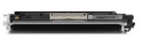 HP Compatible CE310A/126A Laser Toner Cartridge - Black