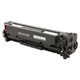 HP Compatible CE410X/305X Laser Toner Cartridge - Black