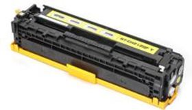 HP Compatible CF212A/131A Laser Toner Cartridge - Yellow