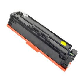 HP Compatible CF402A/201A Laser Toner Cartridge - Yellow
