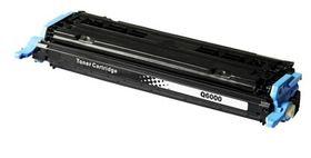 HP Compatible Q6000A/124A Laser Toner Cartridge - Black