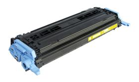 HP Compatible Q6002A/124A Laser Toner Cartridge - Yellow