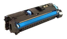 HP Compatible C9701A/121A Laser Toner Cartridge - Cyan