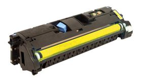 HP Compatible C9702A/121A Laser Toner Cartridge - Yellow