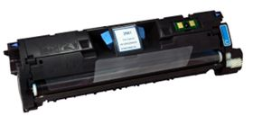 HP Compatible Q3961A/122A Laser Toner Cartridge - Cyan