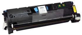 HP Compatible Q3962A/122A Laser Toner Cartridge - Yellow