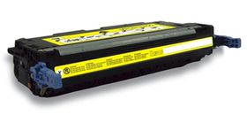 HP Compatible Q7562A/314A Laser Toner Cartridge - Yellow