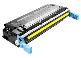 HP Compatible Q5952A/643A Laser Toner Cartridge - Yellow
