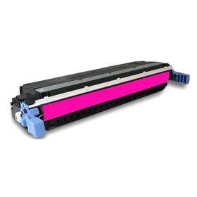 HP Compatible Q6463A/644A Laser Toner Cartridge - Magenta