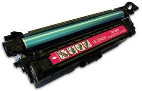 HP Compatible CE403A/507A Laser Toner Cartridge - Magenta