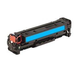 HP Compatible CF381A/312A Laser Toner Cartridge - Cyan