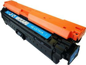 HP Compatible CE741A/307A Laser Toner Cartridge - Cyan