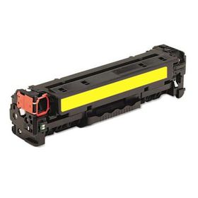 HP Compatible CE742A/307A Laser Toner Cartridge - Yellow