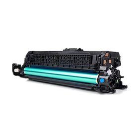 HP Compatible CF031A/646A Laser Toner Cartridge - Cyan