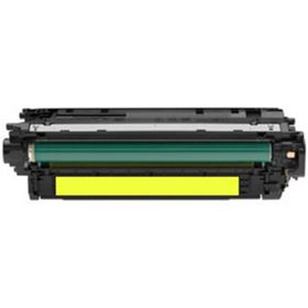 HP Compatible CF032A/646A Laser Toner Cartridge - Yellow