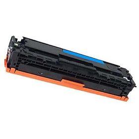 HP Compatible CF411A/410A Laser Toner Cartridge - Cyan
