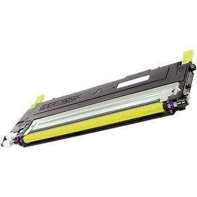 Samsung Compatible 409 Laser Toner Cartridge - Yellow