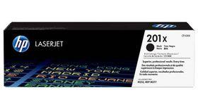 HP No. 201X Laser Toner Cartridge - Black