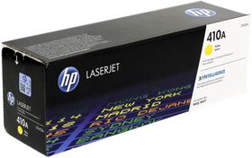 HP No. 410A Laser Toner Cartridge - Yellow