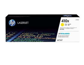 HP 410X High Yield Yellow LaserJet Toner Cartridge