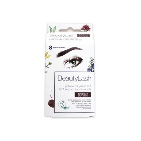 783ebd5dd04 BeautyLash Sensitive Dark Brown Tint Kit | Buy Online in South ...