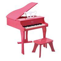 Hape Happy Grand Piano - Pink
