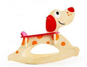 Hape Rock Along Puppy Ride On
