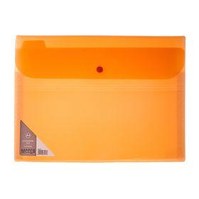Meeco 6 Division Economy Expanding File - Orange