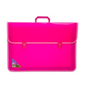 Meeco A3 Artist's Portfolio - Pink