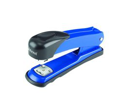 Rexel X15 Half Strip Metal Stapler - Blue