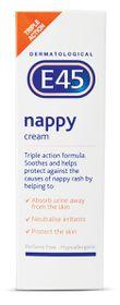 E45 Nappy Cream - 125g