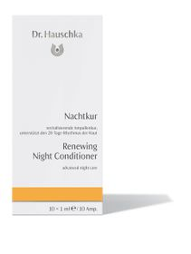 Dr. Hauschka Renewing Night Conditioner - 10 x 1ml