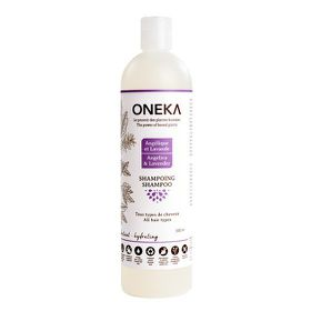 Oneka Angelica And Lavender Hydrating Shampoo - 500ml