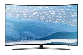 "Samsung 65"" UHD Curved LED TV"