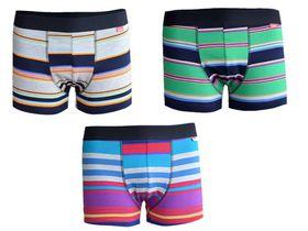 Undeez 3 Pack Summer Stripes Boxers