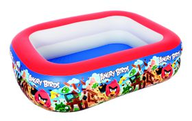 Bestway - Angry Birds Family Pool - Blue