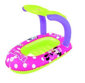 Bestway - Minnie Mouse Pool Boat - Pink