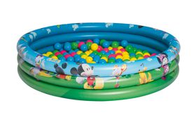 Bestway - Mickey Mouse Ball Pit Pool - Pink