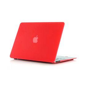 MacBook Air 11 inch Case - Matte Red