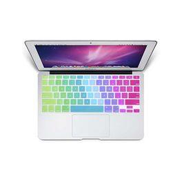 MacBook Pro Keyboard Cover - Rainbow (US Version)
