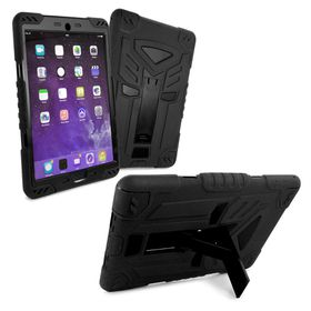 "Tuff-Luv Tri-Layer Survivor Rugged Case for the Apple iPad Pro 9.7"" - Black"