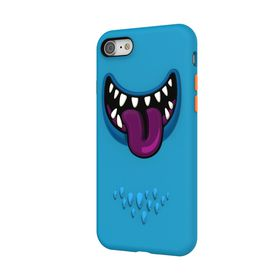SwitchEasy Monsters Fun Case for iPhone 7 - Blue