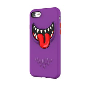 SwitchEasy Monsters Fun Case for iPhone 7 - Grape