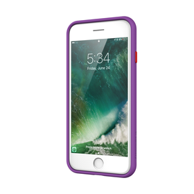 SwitchEasy Monsters Fun Case for iPhone 7 Plus - Grape